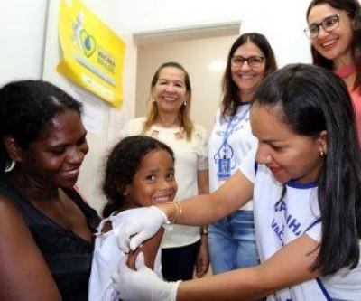 Sábado, crianças e pessoas com deficiências serão vacinadas contra Influenza A em Três Lagoas