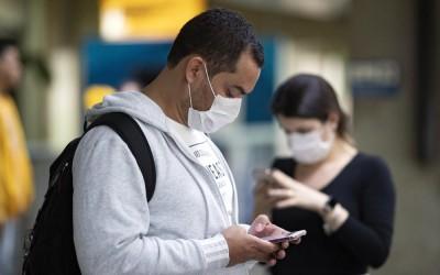 Uso de máscaras será obrigatório no Estado de São Paulo a partir desta quinta-feira