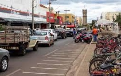 Três Lagoas registra índice de 36,6% na taxa de isolamento social