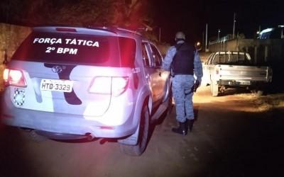 Veículo furtado em Abril deste ano é encontrado no bairro Vila Maria