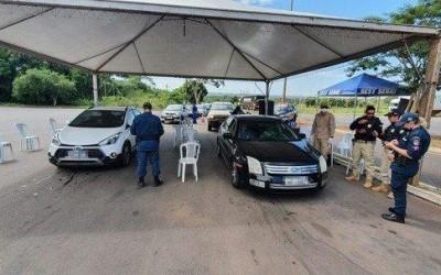 Cerca de 187.889 pessoas já foram abordadas na barreira sanitária de Três Lagoas