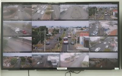 Após três anos desativado, câmeras de segurança voltam a gravar tudo nas ruas de Três Lagoas