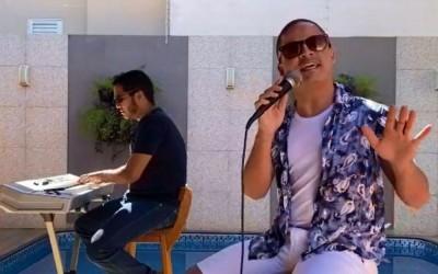 Cantor Lucas Gomes canta em homenagem a Três Lagoas, sua cidade natal