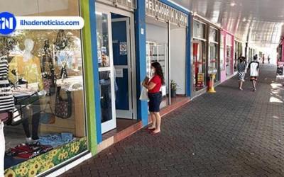 Depois de 2 meses fechado, comércio em Ilha Solteira é reaberto