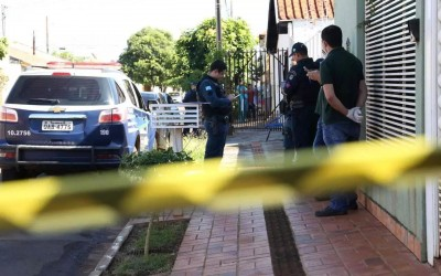 Ex-namorada e 2 homens mataram policial e gastaram R$ 544 com bebida