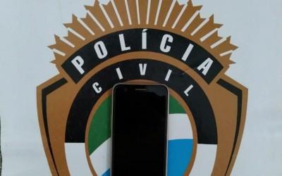 Homem que estava com celular furtado disse que achou aparelho
