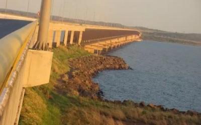 Jovem morre no hospital após se afogar no Rio Paraná