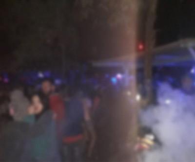 Soldado do Exército e mais 3 se negam a encerrar festa e são presos após agredir policiais