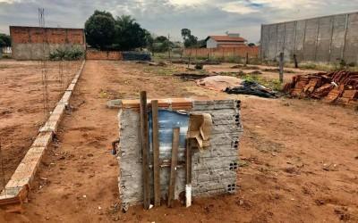 Vendo terreno 10x45 por R$ 37 mil em Três Lagoas