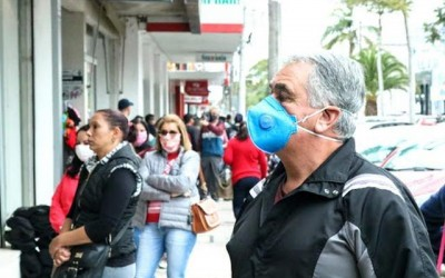 COVID-19 Uso de máscara passa a ser obrigatório nas ruas de Três Lagoas a partir desta quarta-feira