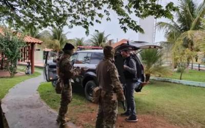 Em Bataguassu, operação prende suspeito de extorquir R$ 14 milhões de advogada