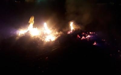 Empresária é autuada por provocar incêndio de resídio de limpeza, na Vila Alegre