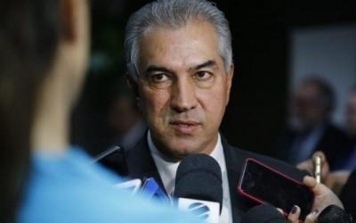 Indiciado por corrupção pela PF, Reinaldo Azambuja é alvo de novo pedido de impeachment