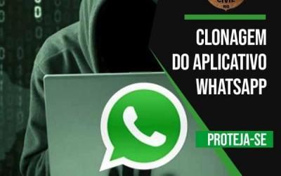 Mais um três-lagoense cai no golpe do WhatsApp clonado