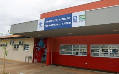 Novo prédio do CAPS II é inaugurado pelo prefeito Angelo Guerreiro