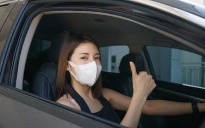 Obrigatoriedade da máscara dentro veículos particulares passa a valer a partir desta quarta-feira