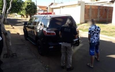 Operação da Polícia Civil prende nove pessoas na manhã desta quarta-feira em Três Lagoas