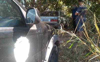Policiais recuperam carro furtado e prende uma pessoa em Três Lagoas
