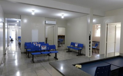 Prefeitura entrega 1ª etapa de reforma do Centro de Especialidades Médicas