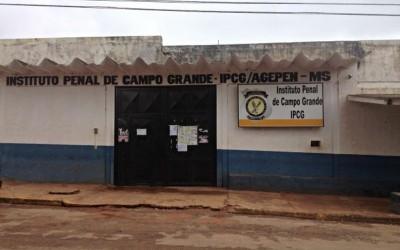 Preso nega R$ 10 a colega de cela, em Campo Grande, é agredido com chute e perde o olho esquerdo