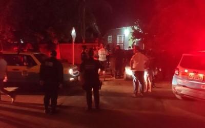Fiscalização em noite véspera de Dia dos Pais termina com 2 pessoas presas em razão de aglomeração