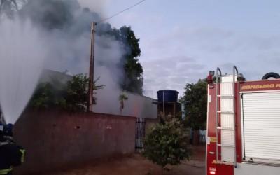 Final de semana é marcado por registros de diversos incêndios em Três Lagoas