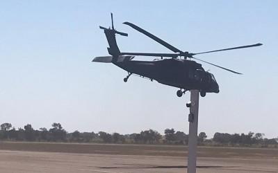 Aeronave transportando drogas é perseguido por helicóptero e Super Tucano da Força Aérea Brasileira