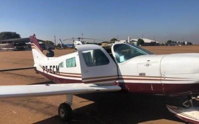 Cocaína apreendida em aeronaves que fugiram de caças da FAB seria avaliada em R$ 28 milhões