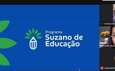 Suzano apoia instituições de ensino na transição para a educação à distância