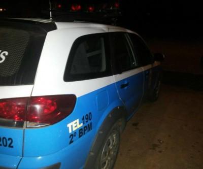 Deu Ruim: Motorista bêbado se envolve em acidente e acaba preso em Três Lagoas