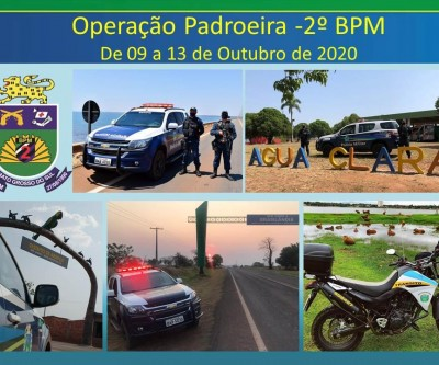 """PM de Três Lagoas divulga balanço da Operação """"Um Bom Feriado"""""""