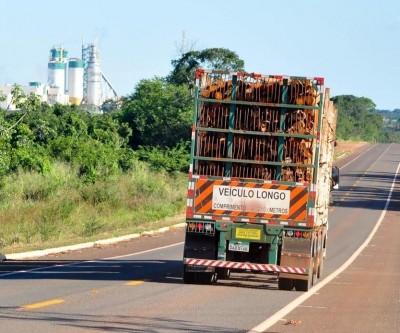 Eldorado Brasil abre vagas para motoristas de caminhão