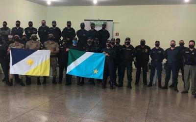 Policiais Militares de Três Lagoas se capacitaram no Curso de Identificação e Inspeção Veicular