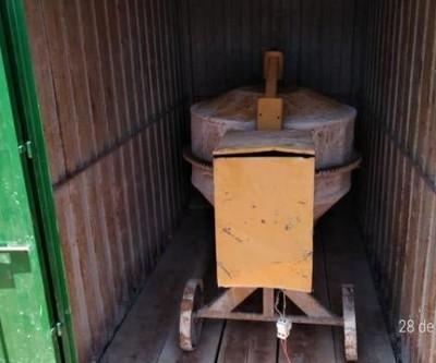 Polícia Civil localiza betoneira furtada que foi vendida a construtor por R$ 1 mil