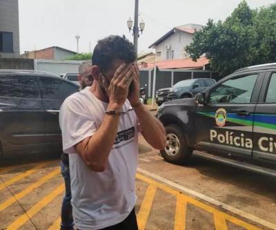 """Em Dourados, """"Tiozão"""" que usava arma de brinquedo é preso após série de assaltos"""