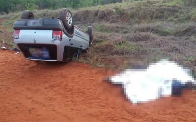 Final de semana marcado por mortes: Mais uma pessoa morre em acidente na região da BR-262