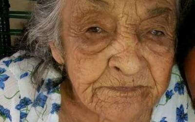 Morre aos 103 anos, Natalina de Jesus, uma das moradoras mais idosas de Três Lagoas