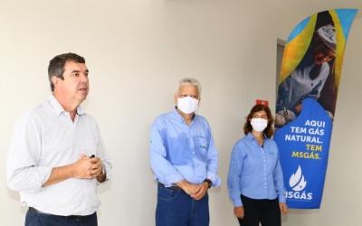 MSGás investe R$ 3 milhões em Três Lagoas e aposta na captação de novos negócios