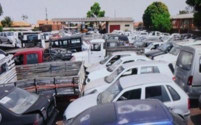 De Titan a Hilux, Tribunal de Justiça de MS leiloa veículos com lance inicial de R$ 125