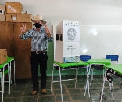 Guerreiro vence as eleições com diferença de 11.572 mil votos para o segundo candidato