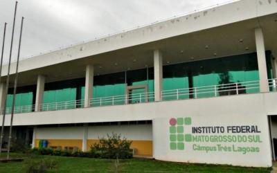 IFMS tem inscrições abertas para cursos gratuitos para Três Lagoas e outras 13 cidades de MS