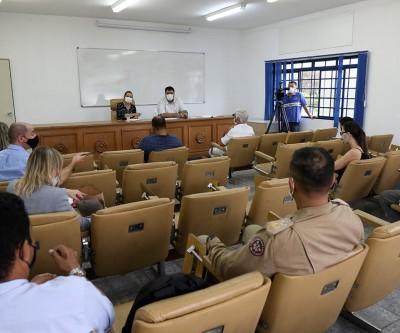 Covid-19: Comitê mantém decisões sem flexibilização em razão do aumento no número de casos no Brasil e estado