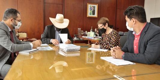 Em Brasília, Guerreiro reúne-se com Ministra e parlamentares buscando recursos e emendas para Três Lagoas