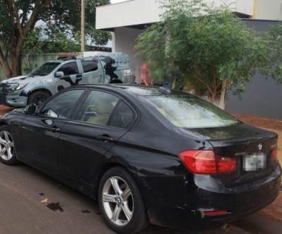 Médico com droga em BMW que alegou não ser traficante por ter dinheiro é solto