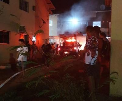 Homem coloca fogo em apartamento de ex-companheira em Três Lagoas