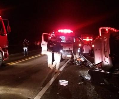 Vítima de acidente na BR-158 tinha 66 anos e residia em Três Lagoas