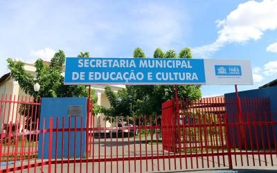Atendimento ao público na Secretaria de Educação será feito apenas no período da tarde nesta 6º feira