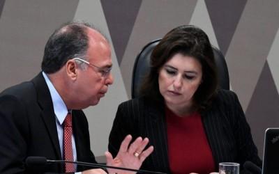 Líder de Bolsonaro no Senado desmente dissidência e declara apoio à Simone Tebet