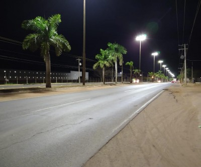 Prefeitura informa novo número de telefone para solicitação de reparo de iluminação pública
