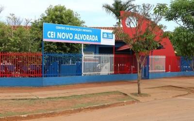 CEI Novo Alvorada suspende aulas por furto de fios de energia